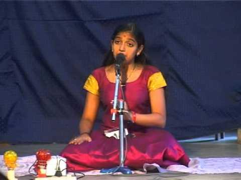Kumari Meenakshy- Carnatic Music . 1st prize. Kerala State School Uvajanolsavam-2011.