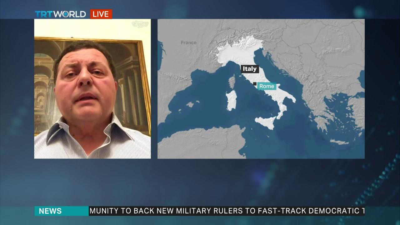 Libya: Haftar pushes on toward Tripoli
