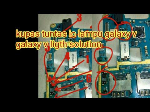 Samsung Galaxy V Ligth Solution Kupas Tuntas Ic Lampu Samsung Galaxy