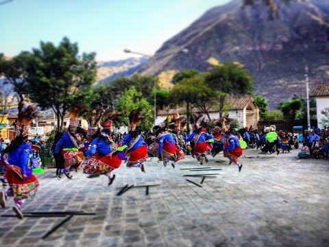 CHUNCHU REY de Lamay - Cusco (30.08.2015)