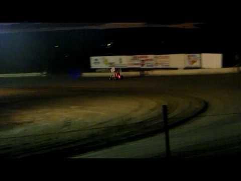 Ullery Racing Mini Sprint Main Event Olathe 5/30/09