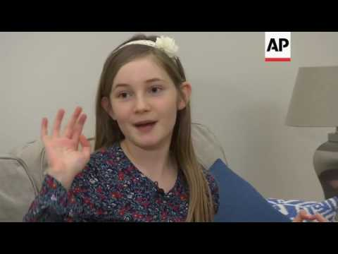 At 11-years old, composer about to premiere first full opera