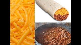 Chili Cheese Burrito Recipe!!!