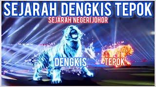 Gambar cover Makna Disebalik Dua Ekor Harimau Selatan | JOHOR Dengkis Tepok JDT Bukan Sekadar JOHOR Darul Ta'zim