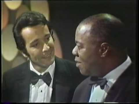 """Herb Alpert and Louis Armstrong Sing """"Mame"""" Together"""
