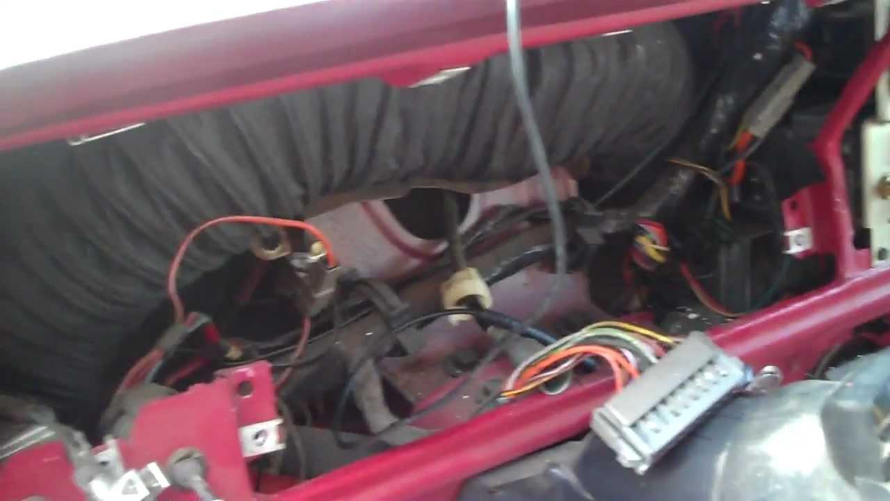 1978 Chevy Truck Instrument Cluster Wiring Trusted Schematics Diagram 1964 Gauge 1966 Dash