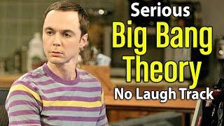 Serious Big Bang Theory - No Laugh Track - S08 Part 1 - Sheldon Gets Robbed