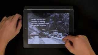 Volvo Spirit magazine iPad app -- Volvo: