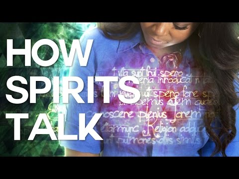 How Spirits Talk – Swedenborg and Life