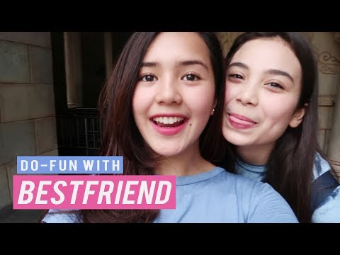 Beby Vlog  - #3 : Do-fun with my Bestfriend