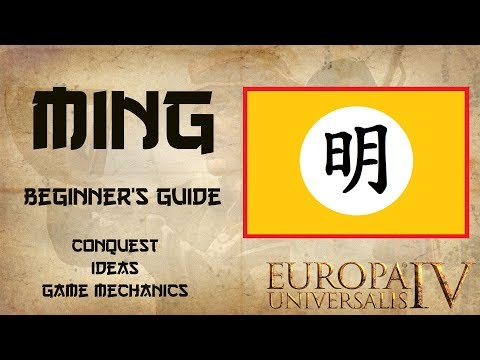 EU4 Ming Beginner's Guide | Tutorial