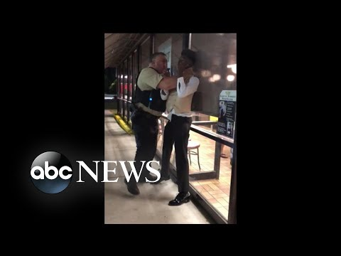 Waffle House: CEO apologized to man after arrest caught on video