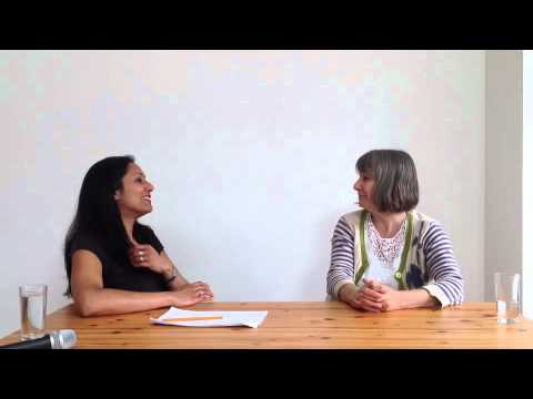 Eva Fernandes interview with Amanda Rayment from Welcome World Cafe