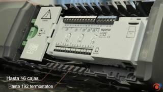 Smatrix Base PRO, control para integrar sistemas radiantes en instalaciones domóticas