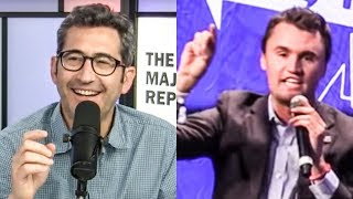 Sam Seder's FULL Review Of His Charlie Kirk Smackdown At Politicon