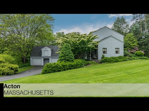 Video of 8 Knowlton Drive | Acton, Massachusetts real estate & homes by Suzanne Koller