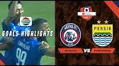 Arema Malang (5) vs (1) Persib Bandung - Goal HighlightsShopee Liga 1