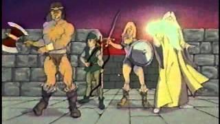 Atari arcade game commercial - Gauntlet