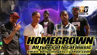 HOMEGROWN 3 Local music from unsigned T artists