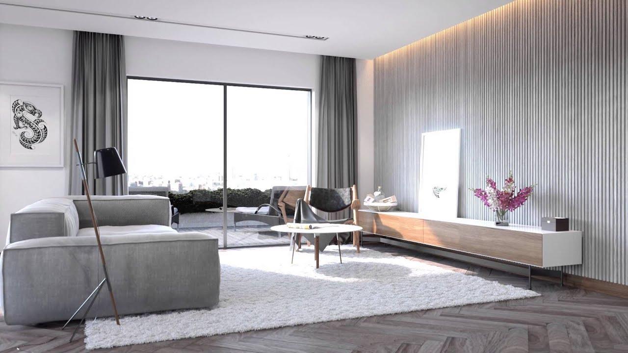 Model Living Rooms Tv