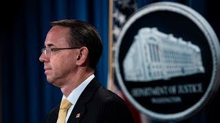 Watch Live: Deputy AG testifies at House hearing on Russia investigation 2017 Video