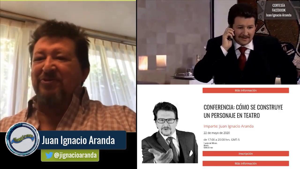#CreActivate con Juan Ignacio Aranda