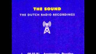 7) The Sound - Hour of Need  (live Amsterdam, Paradiso)