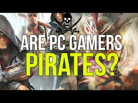 Pirating and Bad PC Ports: The Truth