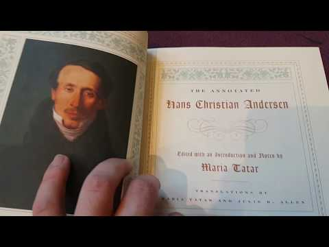 The Annotated Hans Christian Andersen (cheeky In-store Silent Flick-through 3/7)