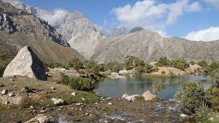 Природа Таджикистана / Nature of Tajikistan