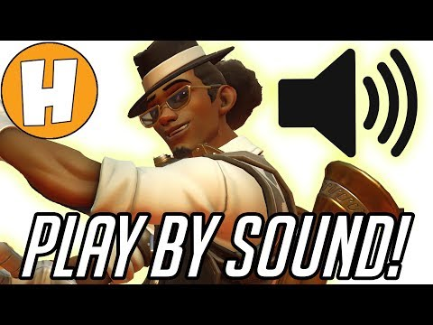 Overwatch - Play By Sound! Tips, Tricks & Mechanics Guide | Hammeh