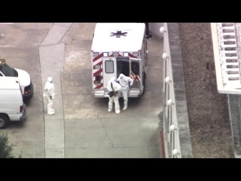 Ebola Outbreak: Infected American is 'Glad to be Back' in the US