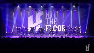 Undefined - HIT THE FLOOR LÉVIS 2018 - 1ere place