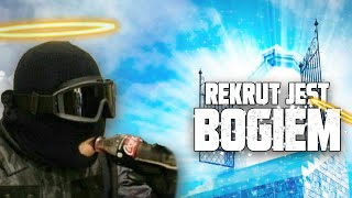 REKRUT JEST BOGIEM || RAINBOW SIX SIEGE FUNNY MOMENTS