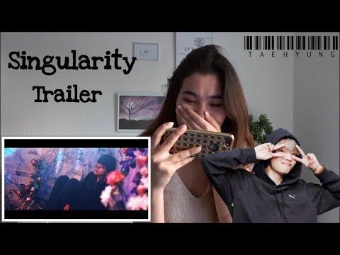 BTS (방탄소년단) LOVE YOURSELF 轉 Tear 'Singularity' Comeback Trailer **REACTION**