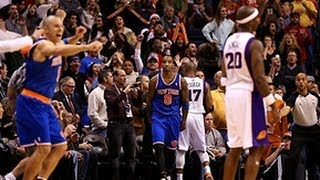 J.r. smith's buzzer-beating game-winner!