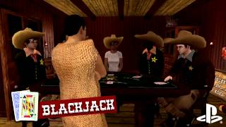 PlayStation Home - Old West Saloon Trailer