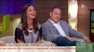 Klapka György: ˝Addig szeretnék élni, amíg dolgozni tudok˝ - tv2.hu/mokka