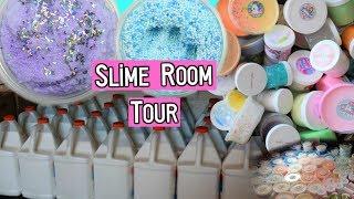 Video UPDATED SLIME ROOM TOUR! Famous Slime Shop Slime Room Tour download MP3, 3GP, MP4, WEBM, AVI, FLV Januari 2018