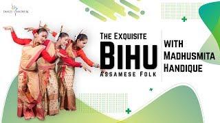Bihu | Assamese Folk | Dance Choreography | Promo | DWM