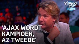 Hans Kraay Jr. zeker: 'Ajax wordt kampioen, AZ tweede'