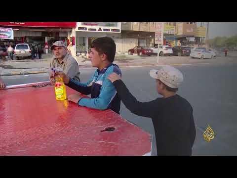 الأطفال الفقراء في العراق