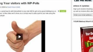 Video Sitemap Plugin