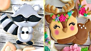 Video Amazing Cookies Art Decorating Compilation   Satisfying Cake Decorating Videos #81 download MP3, 3GP, MP4, WEBM, AVI, FLV Oktober 2019