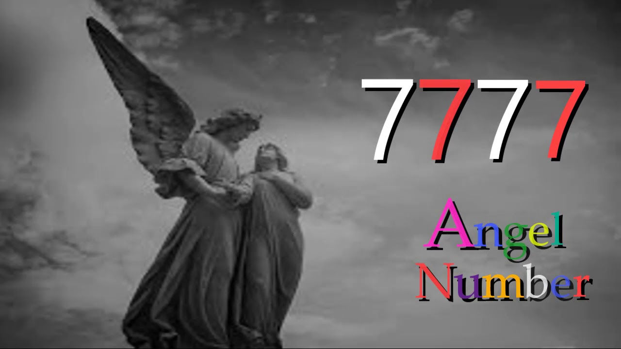 7777 angel number | Meanings & Symbolism