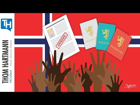 Why Don't Norwegians Immigrate to the United States?