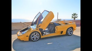 What I do for a living to afford a Lamborghini.