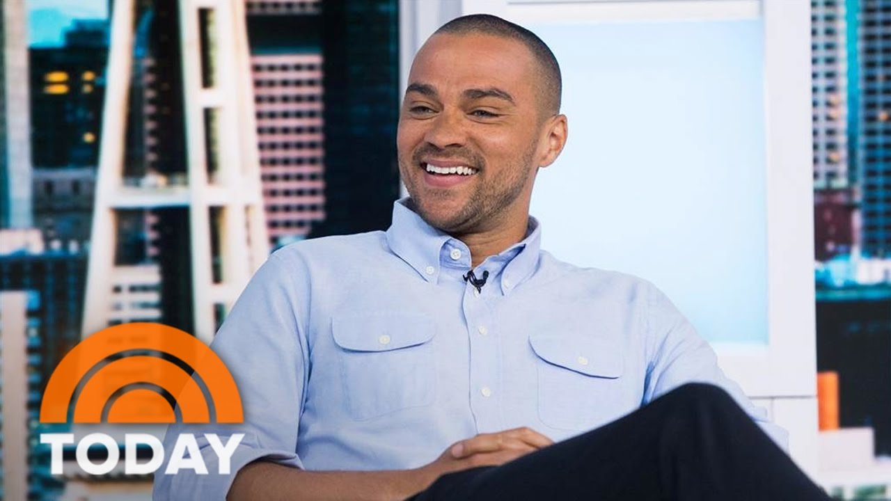 Jesse Williams Talks 'Grey's Anatomy' And Creator Shonda Rhimes | TODAY -  YouTube