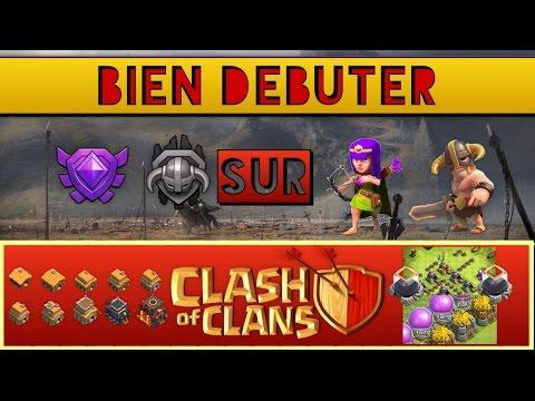 """[Tuto Ultime] Comment """"Bien débuter sur clash of Clans"""" : Feat ZenorHD -[FR]-[HD]"""
