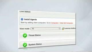 ¿Cómo hacer una prueba gratuita de Worry-Free Business Security Services?